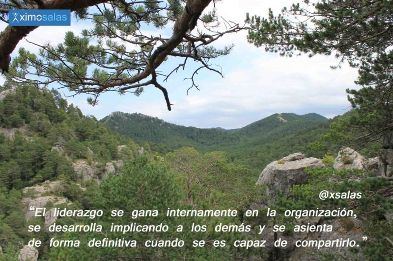Liderazgo by Ximo Salas