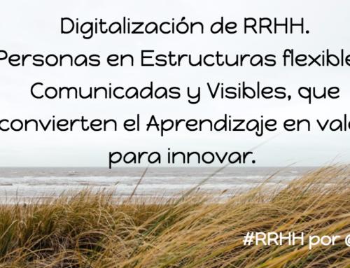 El futuro de los Recursos Humanos: 5 Razones #RRHH
