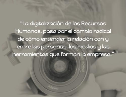 5 pasos para Digitalizar los Recursos Humanos #RRHH