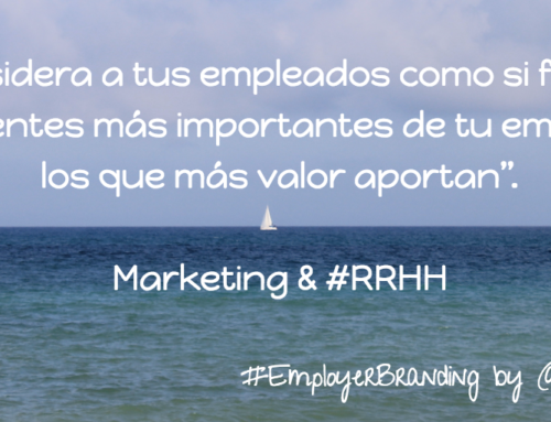 Marketing y Recursos Humanos #RRHH