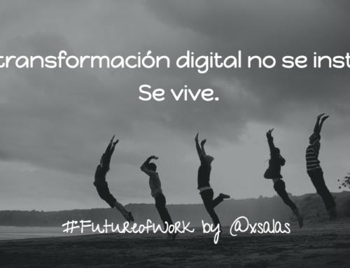 Avanzar en la transformación digital #RRHH