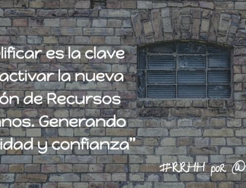 8 ideas para los de Recursos Humanos #RRHH