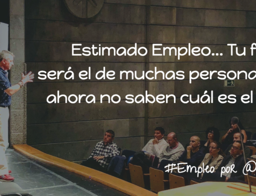 Carta a mi amigo #Empleo