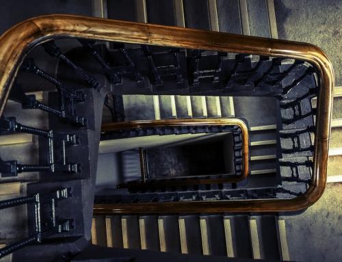 Malditas escaleras