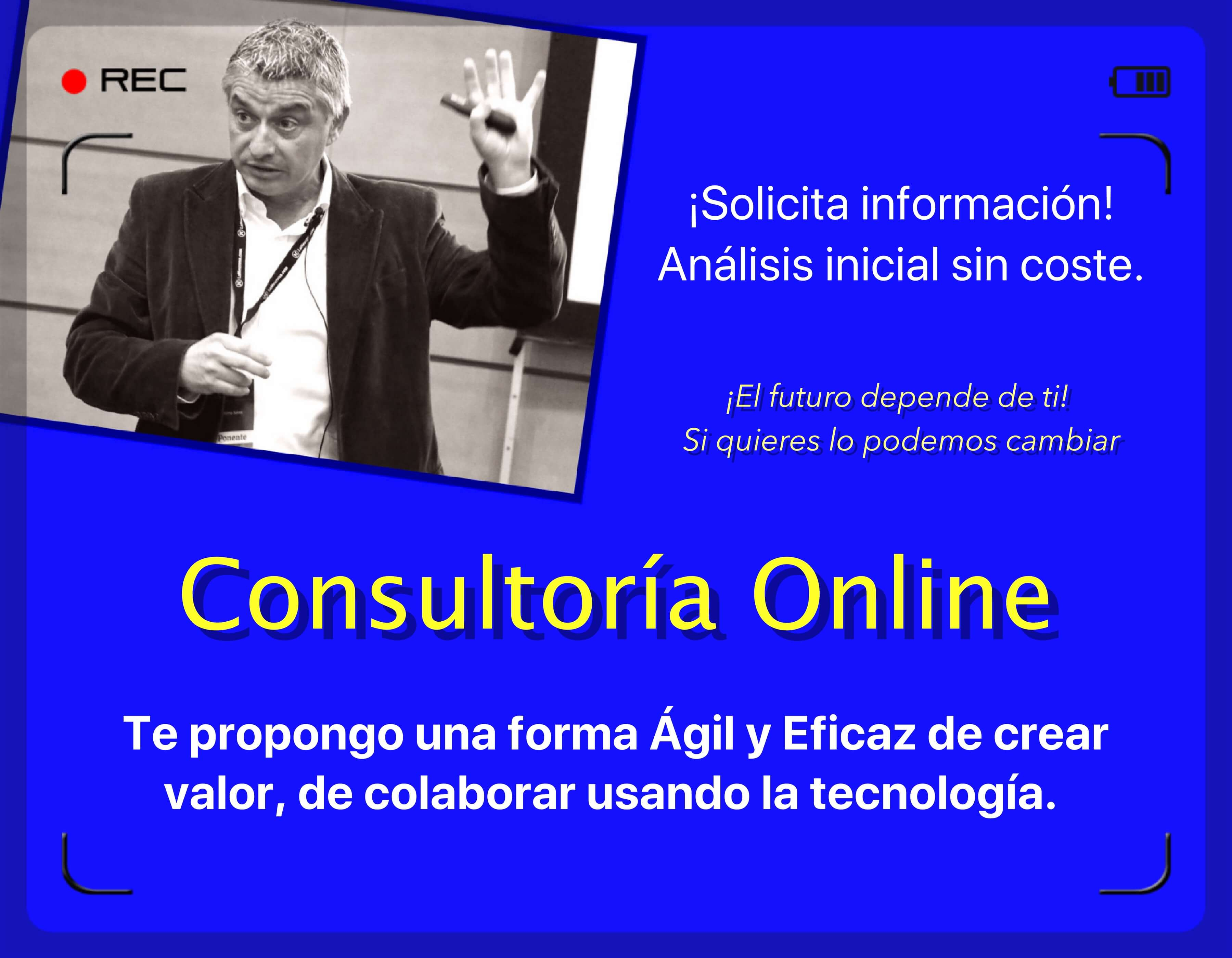 Consultoría Online Ximo Salas - Recursos Humanos y Marketing